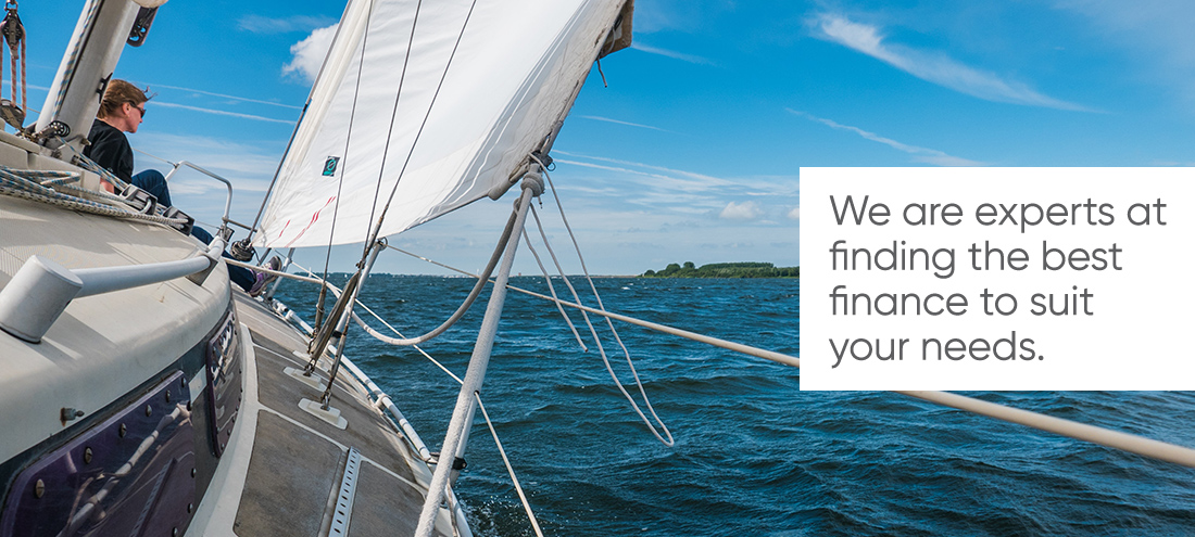 We are experts at finding the best finance to suit your needs